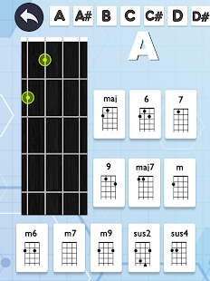 Download Ukulele Tuner & Free Basic Chords for beginner For PC Windows and Mac apk screenshot 13