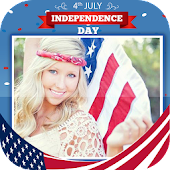 4 July Independence Day Photo Frames