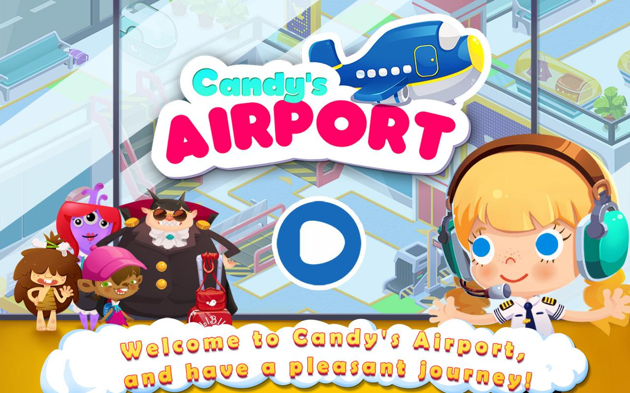 Candy's Airport- screenshot