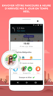 Waze - GPS, Cartes & Trafic - Applications Android sur ...