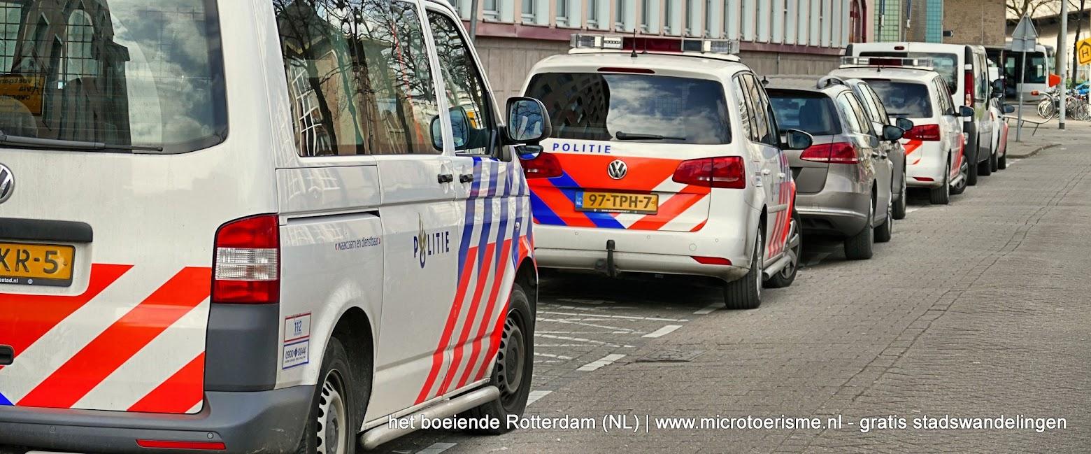 Aangeboden door: Stichting Microtoerisme InZicht Fotoblog Rotterdam Delftsevaart Haagseveer Politie