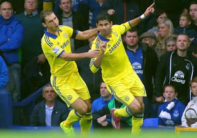 Overzicht Engeland: Chelsea blijft winnen, veel scorende Belgen