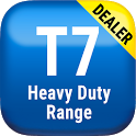 New Holland Ag T7 HD - Dealer icon