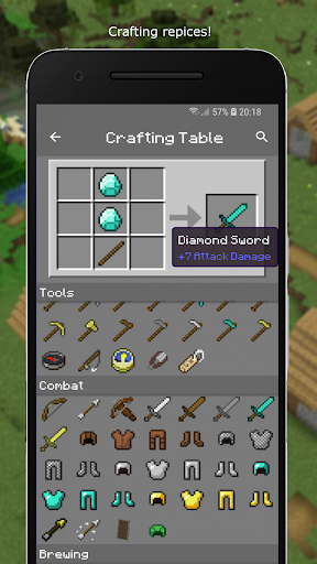 Crafting Table for Minecraft 3.3.0 screenshots 2