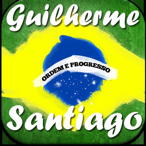 Guilherme e Santiago palco