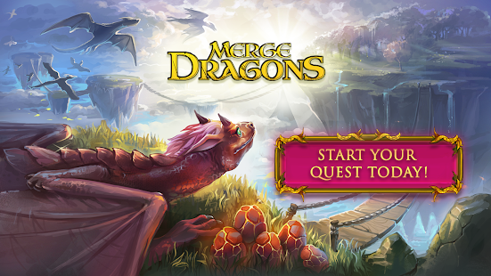 Merge Dragons!- screenshot thumbnail