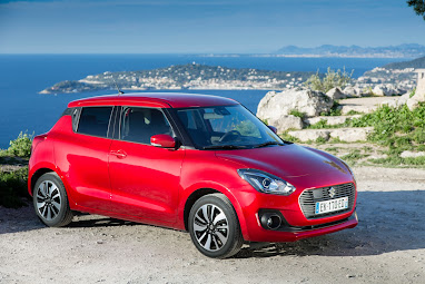 New Suzuki Swift on the way