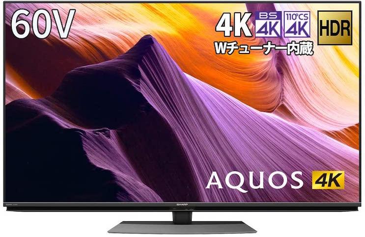 AQUOS HDR対応 4T-C60BH1