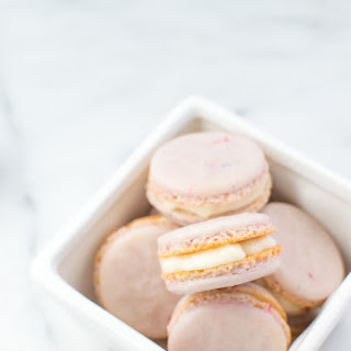 French Macarons with Buttercream Recipe