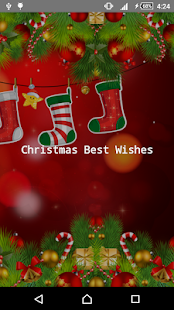 Christmas Best Wishes - náhled