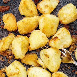 Simply The Best Roast Potatoes.
