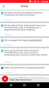 Radio Vela International - náhled