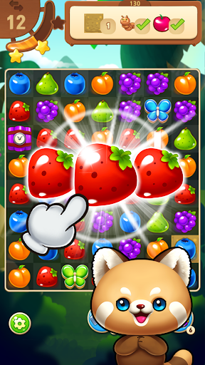 Fruits Master : Fruits Match 3 Puzzle apkpoly screenshots 12