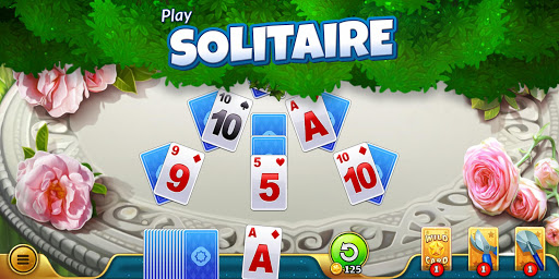 Solitales: Classic Spider & Pyramid Solitaire Game screenshots 7
