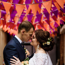 Wedding photographer Anya Piorunskaya (Annyrka). Photo of 07.10.2017