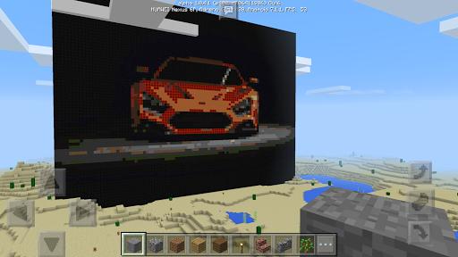 Pixelart builder for Minecraft 3.2 screenshots 2