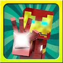 Mod Iron Man  for Minecraft PE icon