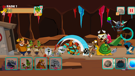 Castle Monsters: Battle of Hero Warriors for PC-Windows 7,8,10 and Mac apk screenshot 4