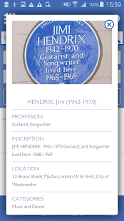 Blue Plaques of London- screenshot thumbnail
