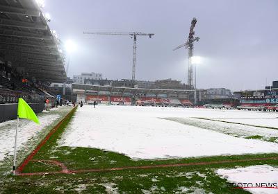 Referee Department steunt de beslissing van hun scheidsrechters om matchen in de sneeuw door te laten gaan: Gezondheid van de speler kwam niet in gevaar