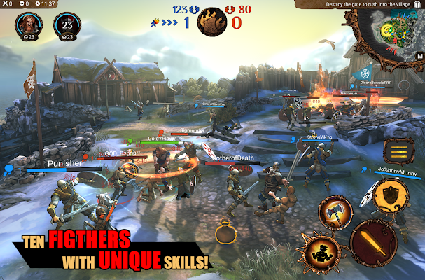 I, Viking Screenshot Image