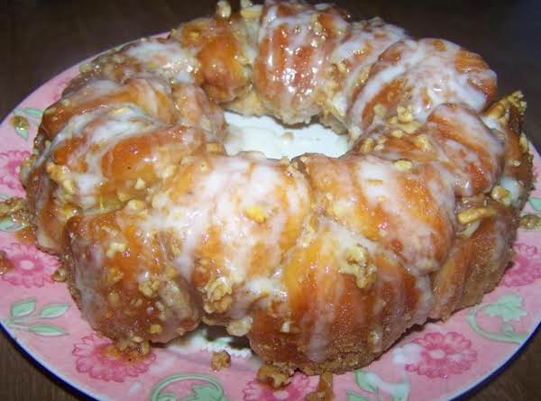 Orange Bubble Bread Recipe