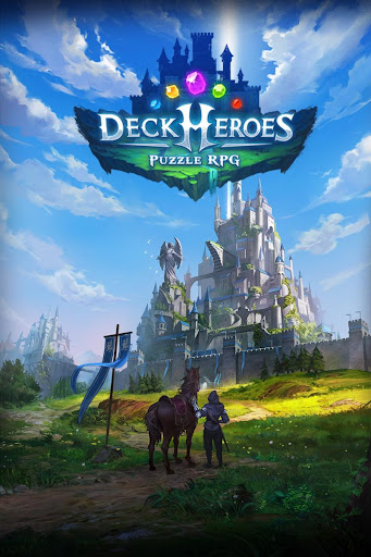 Deck Heroes: Puzzle RPG screenshot 13