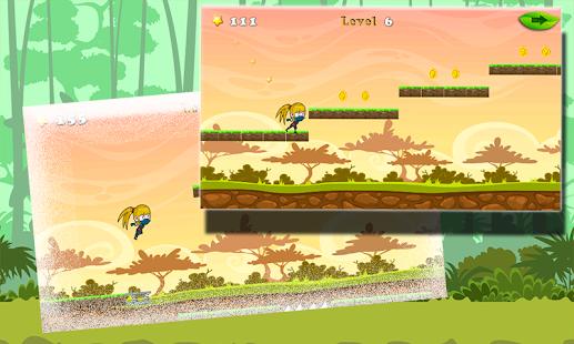 Petualangan Ninja Keren Gratis- screenshot thumbnail