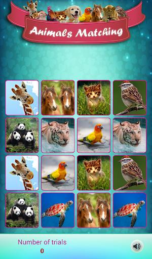 無料棋类游戏Appのクレイジーメモリ - 動物|記事Game