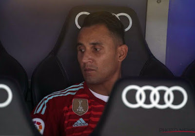 Le concurrent de Thibaut Courtois déterminé à quitter le Real Madrid?