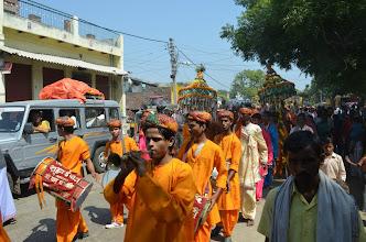Photo: HH Sri Chinna Jeeyar Swamiji - Vrindavan (Brundavan) Yatra - 2012 Sep 30 And Oct 1 (Inauguration of Renovation of Sankarshana Kund, Bramha Kund)