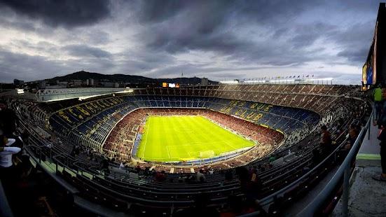 Camp Nou 360 VR Wallpapers HD screenshot