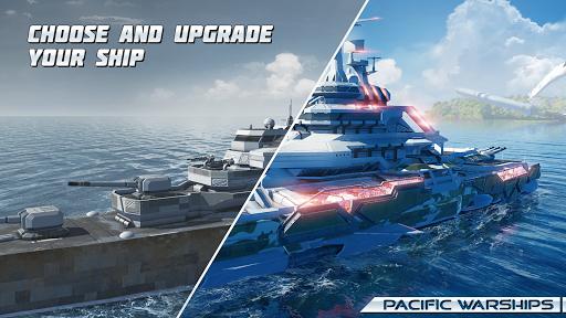 Pacific Warships: World of Naval PvP Warfare apktram screenshots 6
