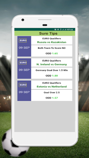 VIP Betting Tips - Expert Prediction 12.0 screenshots 6