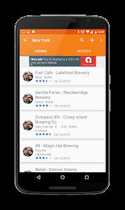Beer Journal screenshot 0