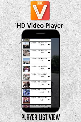 VidMedia - Full hd video Player all format 1.0 screenshots 3