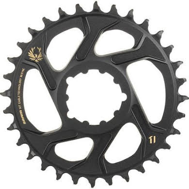 SRAM X-Sync 2 Eagle Chainring - Direct Mount 6mm Offset BB30 or GXP