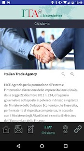 ICE-Agenzia Newsletter- miniatura screenshot