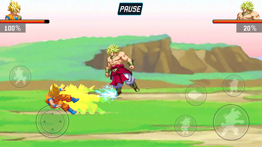 Dragon Warriors: Ball Z for PC