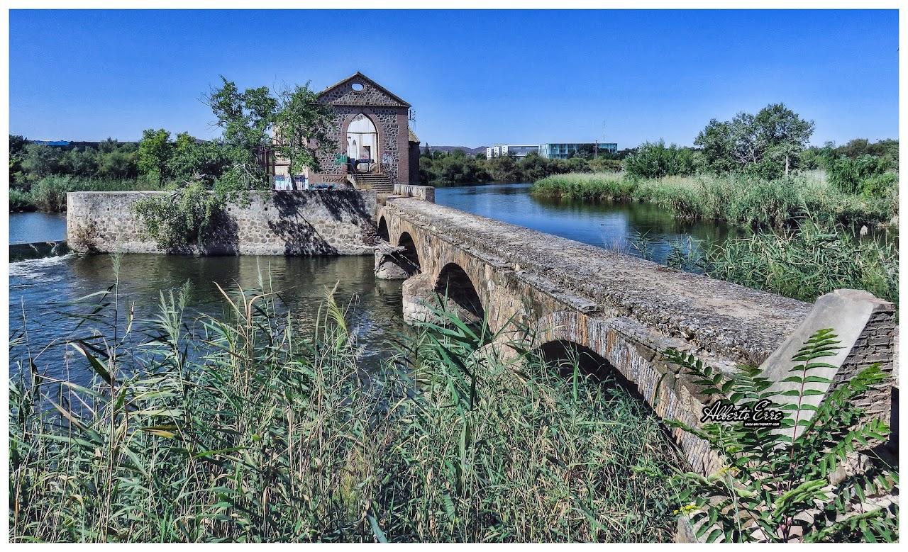 Molino de Azumel (Toledo)