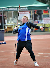 Photo: Matt Larson - 1st in JAVELIN 170-7