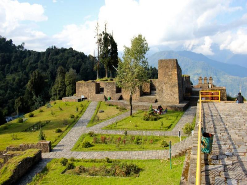 rabdentse in sikkim_image