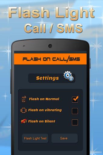 無料工具Appのコールの懐中電灯の警告 記事Game