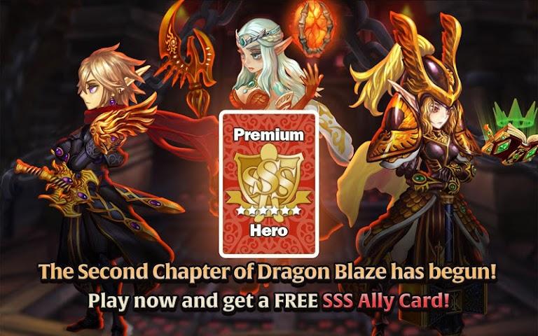 android Dragon Blaze: Chapter 2 Screenshot 0