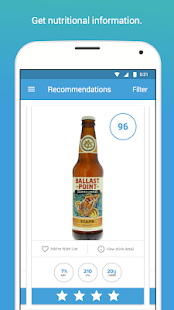 Next Glass – Drink Smart- screenshot thumbnail