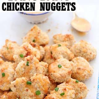 Bang Bang Chicken Nuggets.