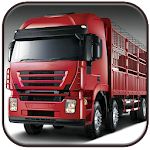Cargo Truck Delivery Challenge Icon