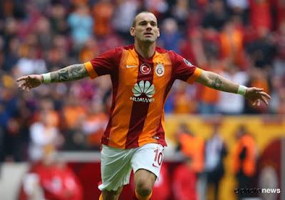 Wesley Sneijder à Nice, une affaire presque conclue