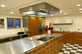 Photo: Children's kitchen at Hotel Traube Tonbach Germany