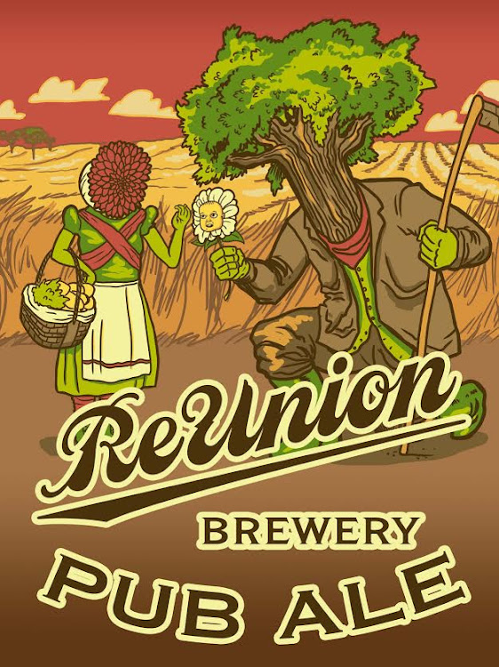 Logo of ReUnion Pub Ale